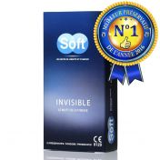 Condom Soft Invisible x12