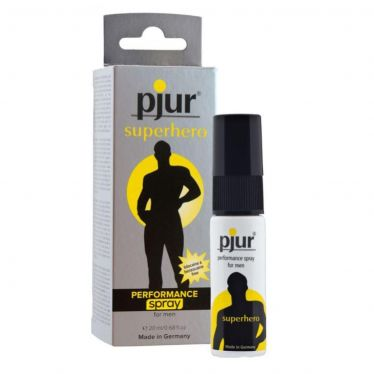 Pjur SuperHero Spray Performance Strong x20ml