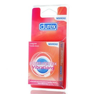 Durex PleasureMax Vibrations - The Condom King - The N°1 of ... c3a891d8588