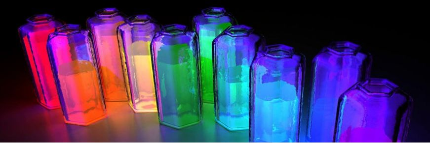 Fluorescent or Phosphorescent condoms